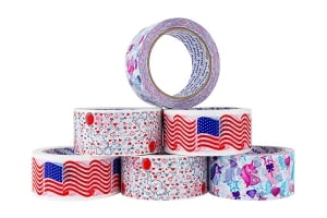 Different Types of Packaging Tape