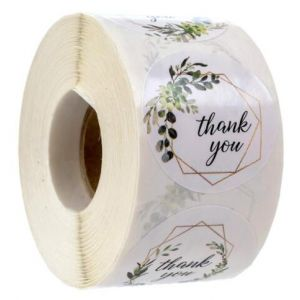 Thank Your for Your Order Stickers   TY003   Thank You Business Stickers