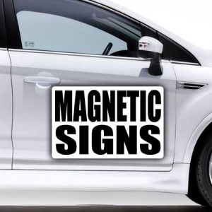 Magnetic Decals for Trucks | Magnetic Car Decals | Magnetic Sticker