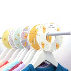 Winnie The Pooh Closet Dividers | Baby Clothes Separators | Closet Dividers
