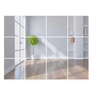 Mirror Tile Stickers | Tile Decals | Waterproof Tile Stickers