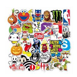 Cartoon Sticker Bomb | Sticker Bomb Design | Sticker Bomb