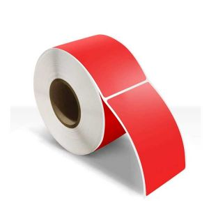 Coloured Labels on A Roll | Custom Roll Label Stickers | Vinyl Sticker Rolls