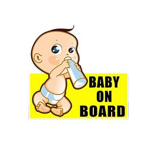 Bayby on Board Sticker | Baby on Board Signs