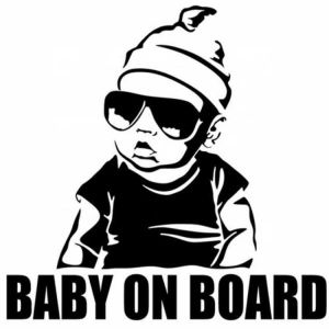 Baby on Board for Car | Baby on Board Car Sticker