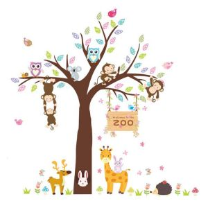 Kids Removable Wall Stickers |Removable Wall Decals