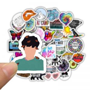 90s Aesthetic Stickers | Small Aesthetic Stickers | Aesthetic Phone Stickers