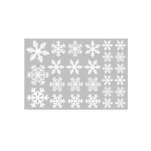 Snowflake Window Stickers | Chistmas Window Decals | Christmas Sticker