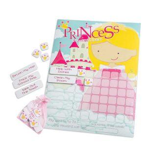 Princess Reward Chart | Girls Reward Chart