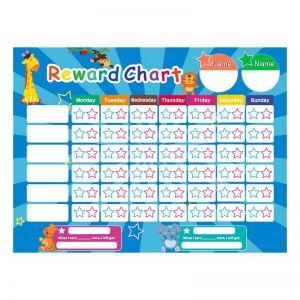 Animal Reward Chart | Animal Sticker Chart | Positive Reward Chart