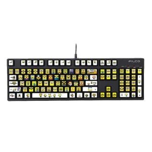 Minions Keyboard Stickers | Cute Laptop Keyboard Stickers