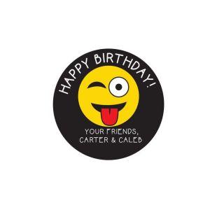 Happy Birthday Emoji Stickers | Happy Birthday Friend Sticker | Cute Birthday Stickers