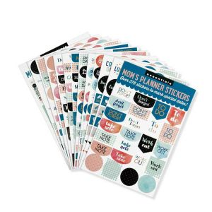 Organizing Planner Stickers |  Cut Planner Stickers | Printable Cute Stickers