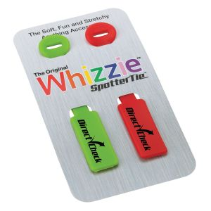 Wholesale 2 PC. Whizzie Spotter Tie Custom Luggage Tags Gift Set Printing Factory