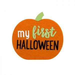 Felt Halloween Stickers | Adhesive Felt