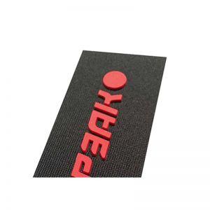 Silicone Heat Transfer | 3D Silicone Heat Transfer Label
