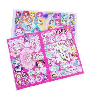 Unicorn Sticker Book | Sticker Books for Kids
