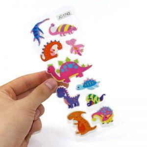Dinosaur Reward Stickers | Behaviour Stickers