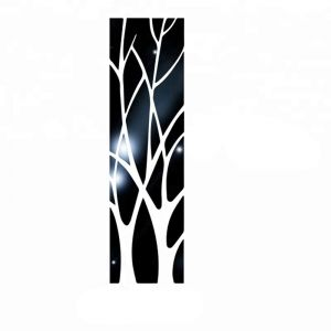 Tree Mirror Wall Art | Reflective Mirror Sticker