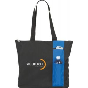 """Economical Produce Atchison Intelligent Customized Tote Bag - 15""""w x 15""""h x 4""""d At Special Offer"""