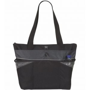"""Cheap Produce Atchison Rock Ripstop Promotional Tote Bag - 19.5""""w x 14""""h x 5""""d At Lowest Offer"""