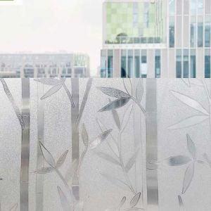 Shop Window Stickers | Window Cling Stickers | Bamboo