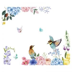Bird Wall Decals | Animal Wall Decals