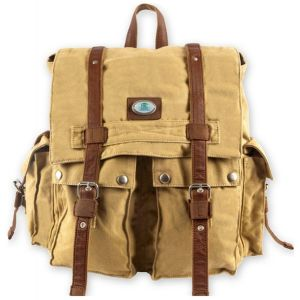 "Manufacture Canyon Outback Full Color Canvas Custom Backpacks - 17""w x 16""h x 7""d At Lowest Offer"