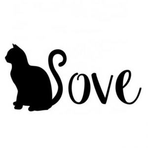 Cat Wall Stickers | Wall Design Stickers