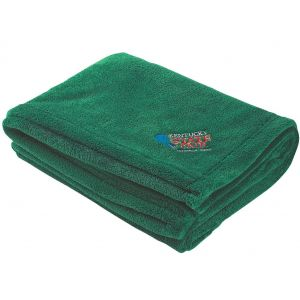 """Reasonable Priced Chenille Embroidered Custom Blankets - 48"""" x 62"""" Online"""