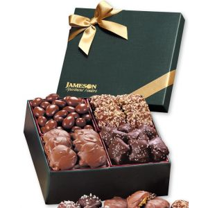 Economical Produce Chocolate Elegance Gift Box - Promotional Candy Top Printing Supplier