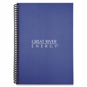"""Reasonable Priced Colorplay Spiral Bound Promotional Notebook - 6""""w x 9""""h Top Print Company"""