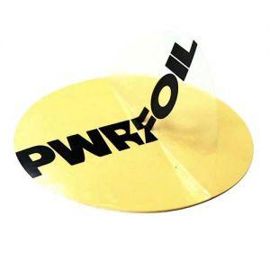 Transparent Vinyl Sticker   Custom Transparent Labels
