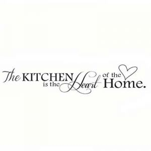 Kitchen Wall Stickers | Custom Wall Decals