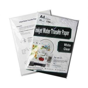 Custom Waterslide Decals | Water transfer Paper