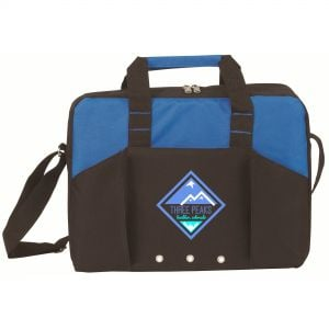 Economical Full Color Atchison Economic Force Custom Briefcase By High Quality Production