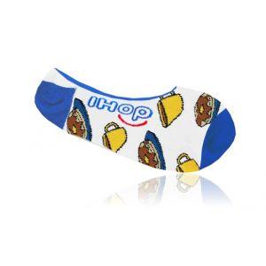 Dependable Full Color No-Show Custom Socks Top Printing Store