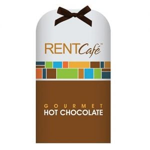 Sales-Priced Full Color Stylish Hot Chocolate Custom Drink Packet - 6 oz. Print Company