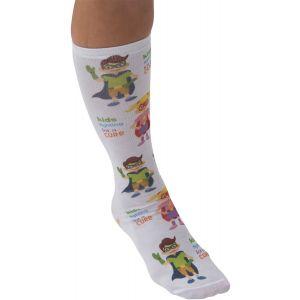 Cheapest Full Color Tube Style Custom Socks Print Factory