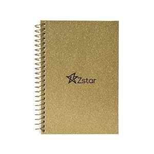 """Lowest Price Glitter Spiral Bound Promotional Notebook - 6""""w x 8""""h Best Print Supplier"""