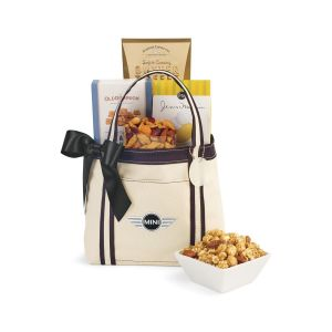"""Best Print Gourmet Treats Custom Gift Tote - 12.5""""w x 8""""h x 5""""d At Lowest Price"""