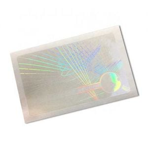 Hologram Overlay Stickers | ID Hologram Overlay | holographic Overlay