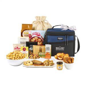 Low Price Igloo Glacier Gourmet Snacks Custom Cooler Gift Set Top Printing Store