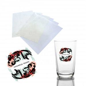 Inkjet Transfer Paper for Glass | Decal Transfer