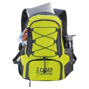 """Lowest Price Koozie 25L Wanderer Custom Laptop Backpack - 15"""" Best Printing Manufacturer"""