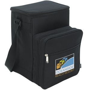 Purchase in Bulk Koozie Excursion Picnic Promotional Cooler - 12 Can Top Printing Supplier