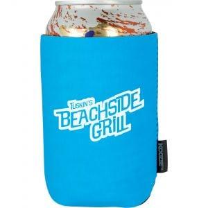 Buy in Bulk Koozie Glow-in-the-Dark Promotional Can Cooler Top Printing Supplier