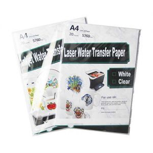 Laser Printer Decal Paper | Custom Water Slide