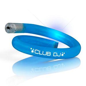 Cheap Manufacture Light-Up LED Tube Custom Bracelet Top Printing Store