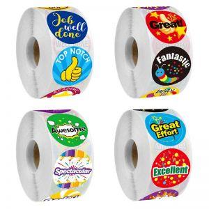 Motivational Stickers for Kids | Teacher Stickers